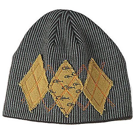 Screamer Hats 3 Square Argyle Winter Hat -