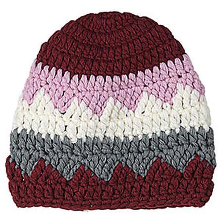 Screamer Hats Retro Crochet Winter Hat (Women's) -