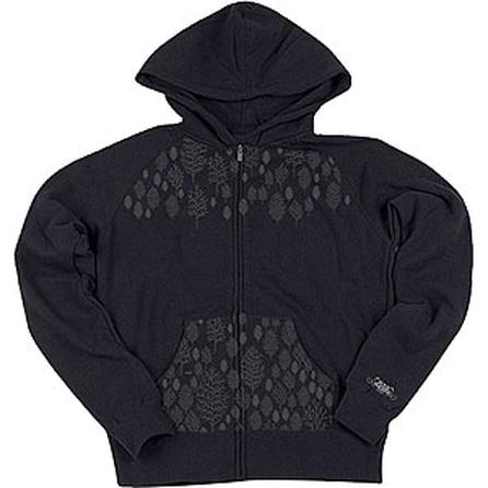 Foursquare Trees Pre Zip Hooded Sweatshirt (Women's) -