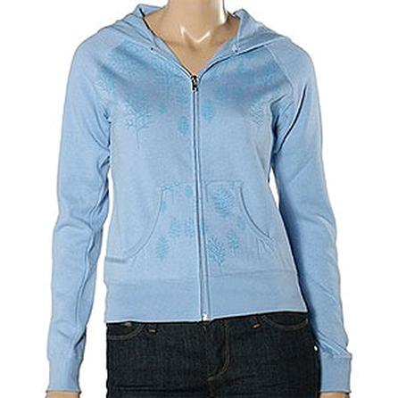 Foursquare Trees Pre Zip Hooded Sweatshirt (Women's) -