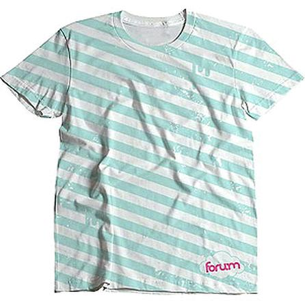 Forum Drip Stripes T-Shirt (Women's) -