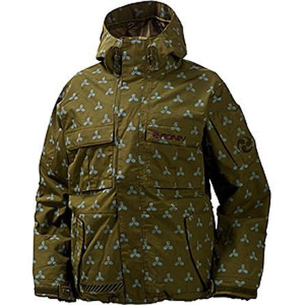Burton Ronin Transition Print Snowboard Jacket (Men's) -