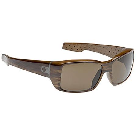 Spy MC2 Polarized Sunglasses (Brown / Tortoise) -