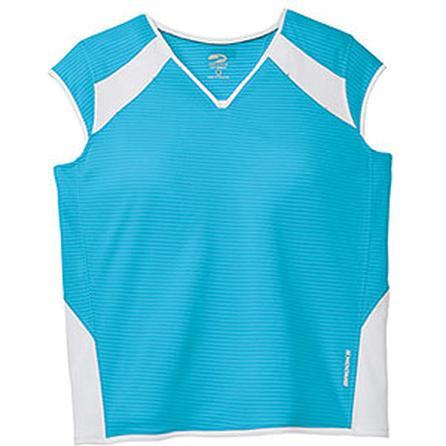 Brooks HVAC Cap Sleeve T-Shirt (Women's) -