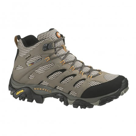 Merrell Moab Mid GORE-TEX Hiking Boot (Men's) - Dark Tan