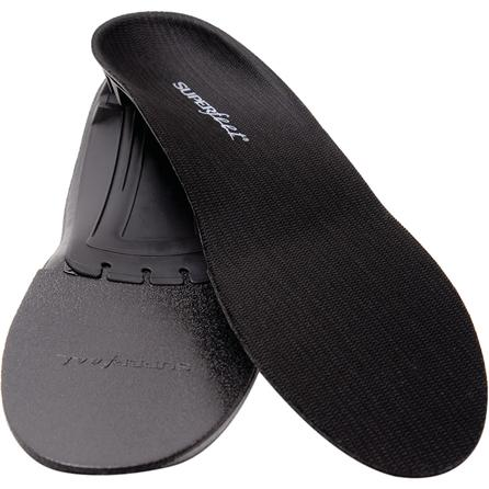 Superfeet Black Trim-to-Fit Insoles (Adults') -