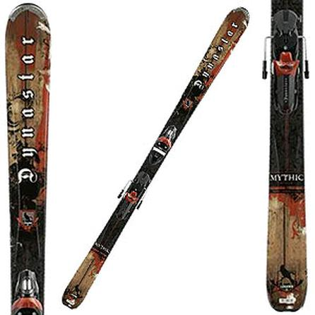 Dynastar Legend Mythic Rider Ski System with PX 12 Wide Bindings -
