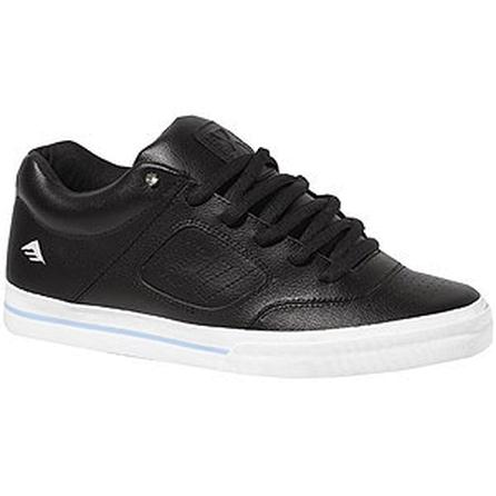 Emerica Reynolds 3 Youth Skate Shoes, Black (Kids') -