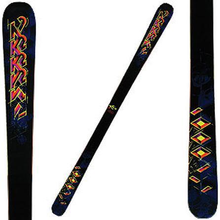 K2 Extreme Alpine Skis (Twin Tip) -