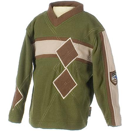 Obermeyer Argyle Fleece Pullover (Toddler's) -
