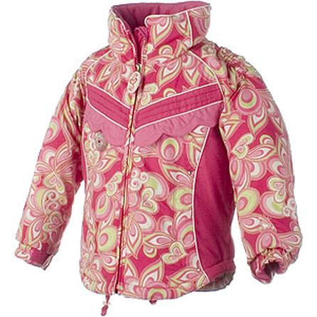 Obermeyer Flower Jacket (Toddler Girls') -