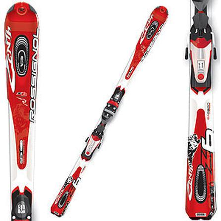 Rossignol Zenith 6 Oversize Ski System with TPI2 Axium 120 Bindings -