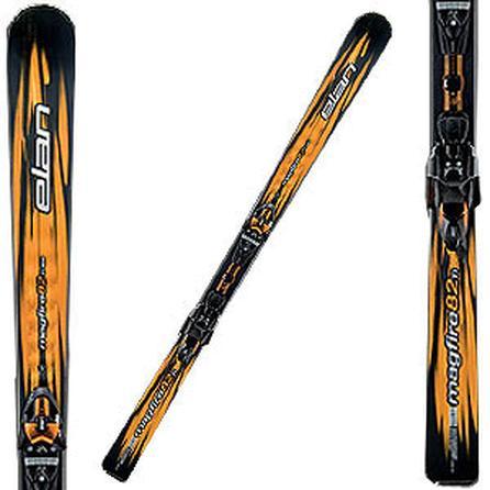 Elan Magfire 82 Ti Ski System with ELX 12 Bindings -
