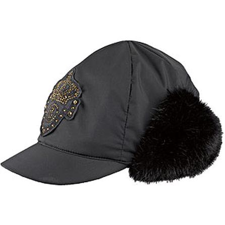 Bogner Asja Fur Trim Hat (Women's) -