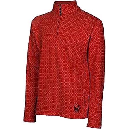 Spyder Upshot 1/2 Zip Fleece Jacket (Men's) -