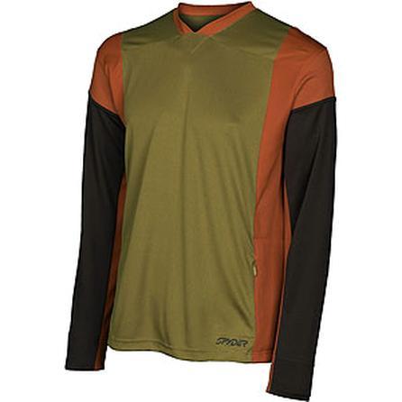 Spyder Shelby Dry W.E.B. Longsleeve Shirt (Men's) -