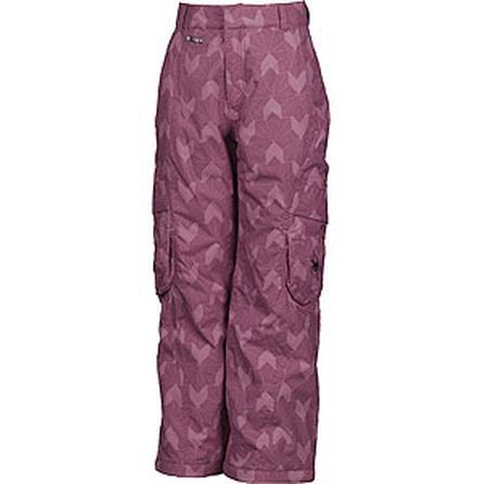 Spyder Maneuver Print Insulated Ski Pants (Girls') -