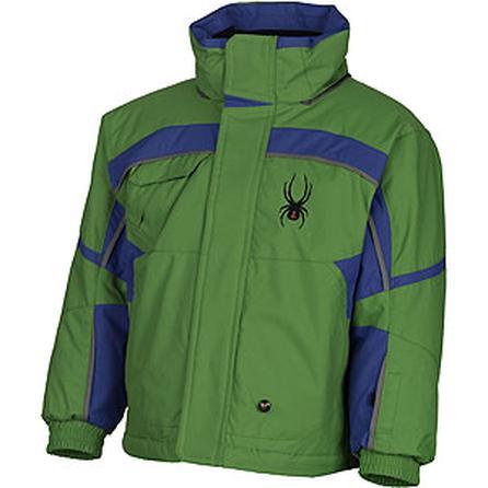 Spyder Mini Rival Insulated Ski Jacket (Toddler Boys') -