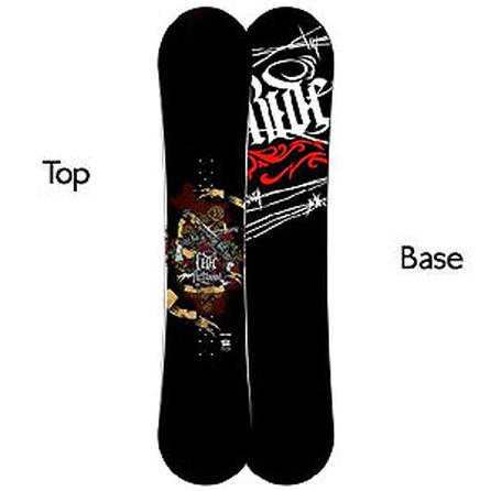 Ride Fleetwood All-Mountain Snowboard -