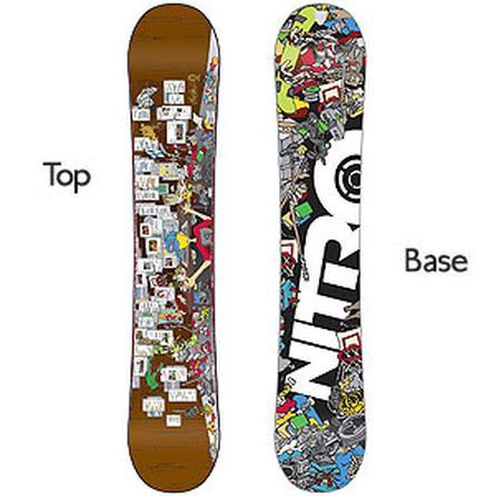 Nitro Eero Freestyle Snowboard -
