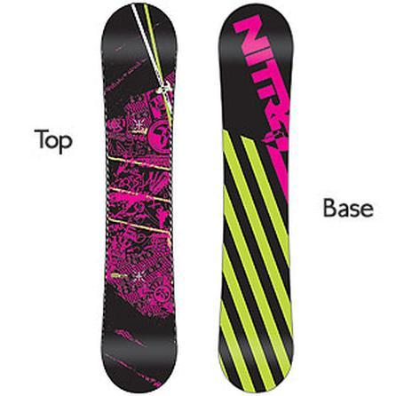 Nitro T1 Freestyle Snowboard -