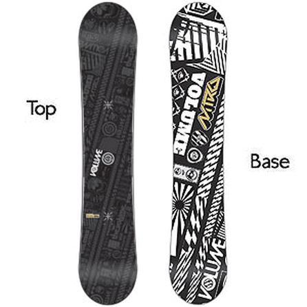 Nitro Volume All-Mountain Snowboard -