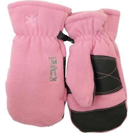 Kombi Cozy Q II Fleece Mittens (Little Kids') - Pink