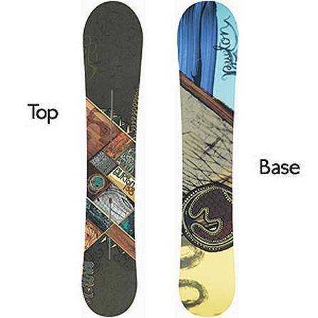 Burton Malolo Freeride Snowboard -