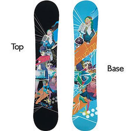 Burton Stigma Freestyle Snowboard (Women's) -