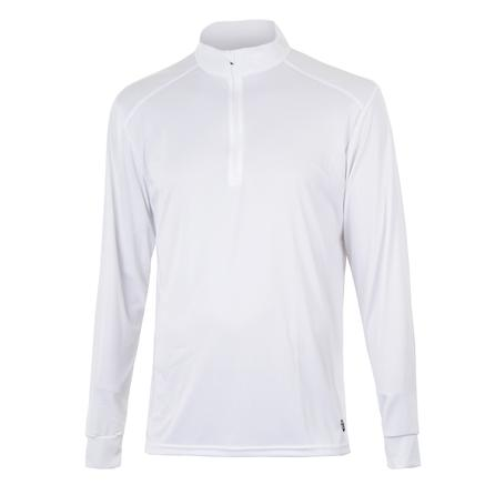 Hot Chillys PeachSkins Zip-T Baselayer Top (Men's) - White