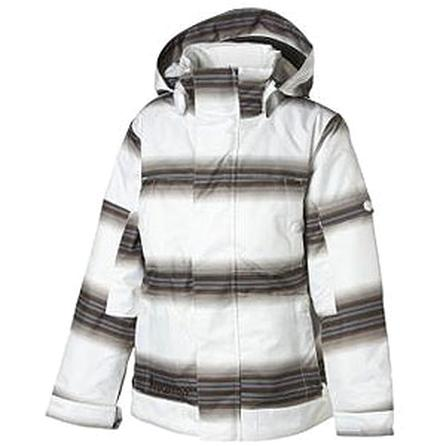Burton White Collection Cosmic Delight Insulated Snowboard Jacket (Boys') -