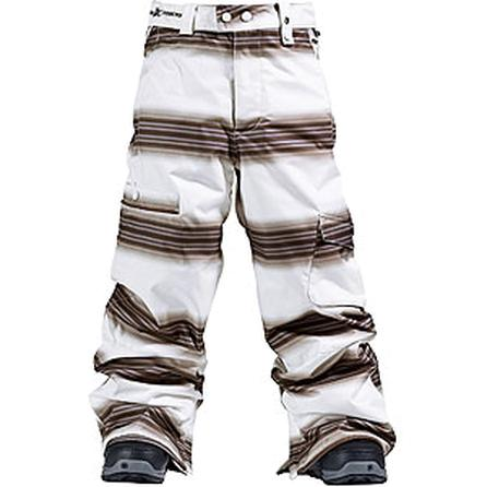 Burton White Collection Cosmic Delight Insulated Snowboard Pants (Boys') -