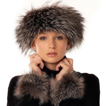 M. Miller Silver Fox Headband (Women's) -