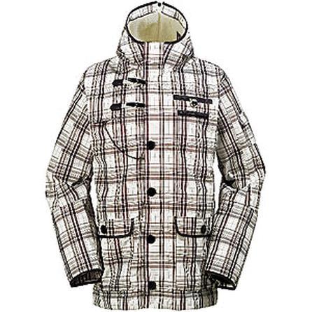 Burton White Collection Noble Gentleman's Insulated Jacket (Men's) -