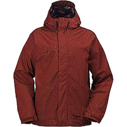 Burton White Collection Ice Wizard's Warmest Insulated Jacket (Men's) -