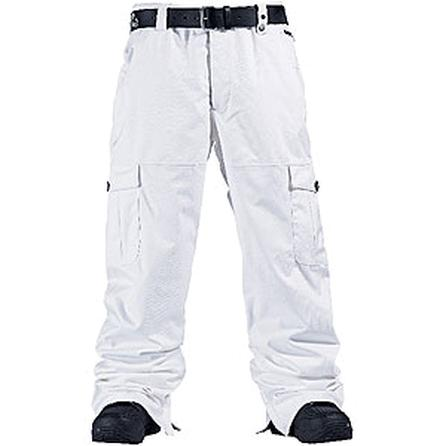 Burton White Collection Capt. Tripps Shell Snowboard Pants (Men's) -