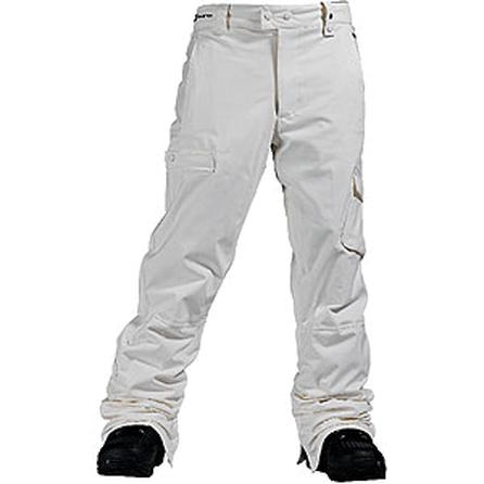 Burton White Collection Cosmic Delight Shell Snowboard Pants (Men's) -
