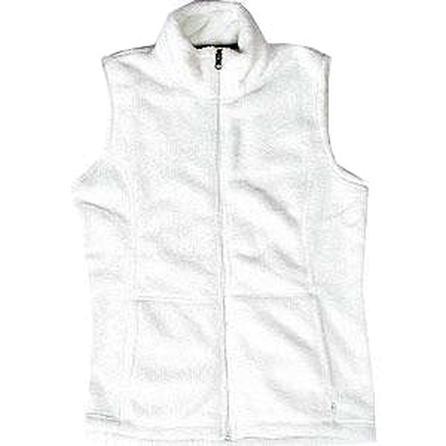 White Sierra Cozy Fleece Vest (Women's) -