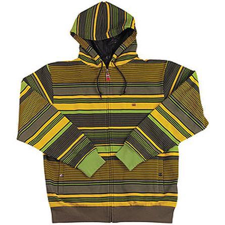 Foursquare Polo Plus Custom Sweatshirt (Men's) -