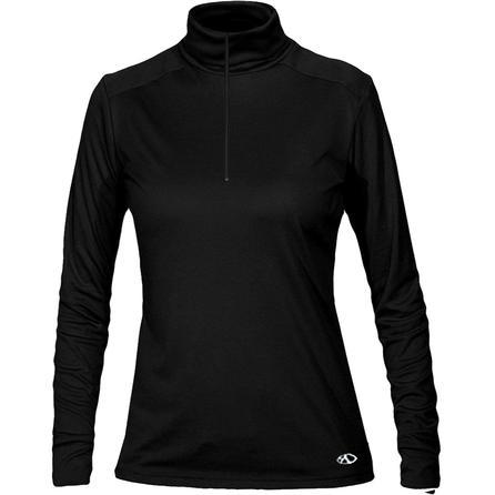 Marker 1/4 Zip Fleece Top (Women's) -