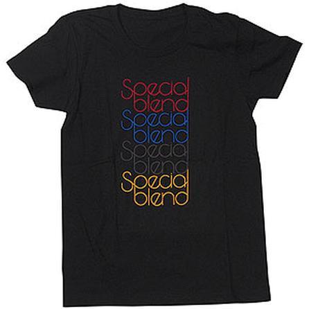 Special Blend Wordmark Repeat T-Shirt (Women's) -