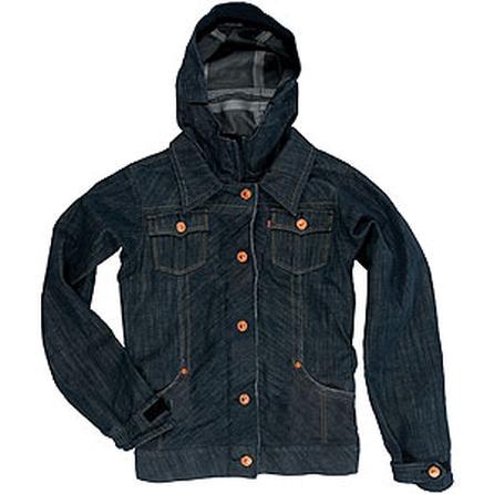 686-Levis Times Trucker Jacket (Women's) -