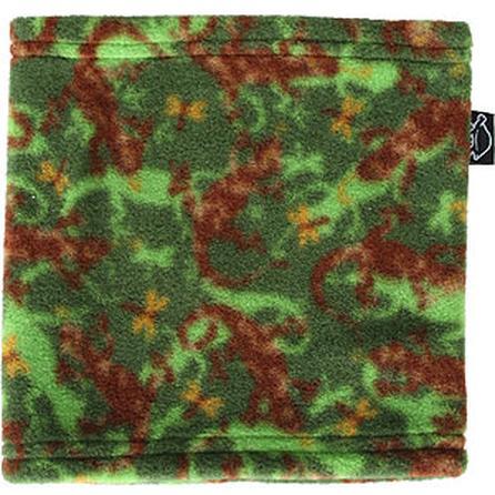 Turtle Fur Polartec Print Neckwarmer (Kids') -
