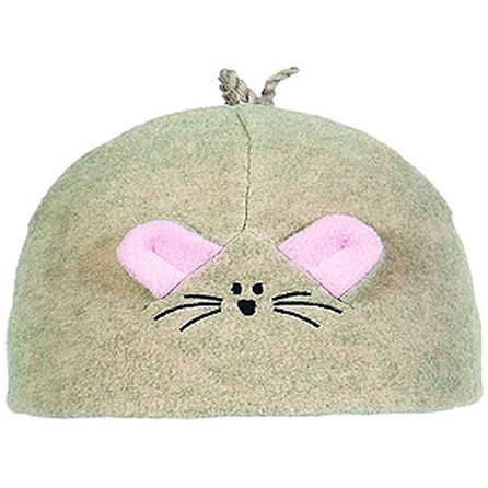 Turtle Fur Mouse Hat (Girls') -