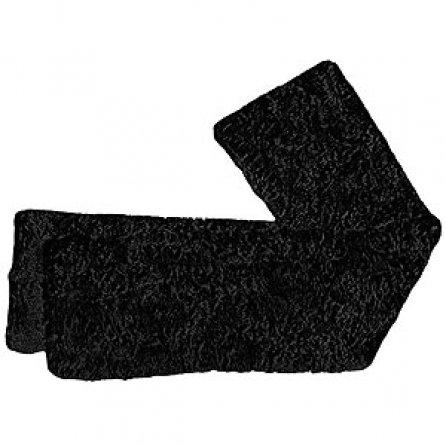Turtle Fur Echarpe de Lapin Scarf (Women's) - Black