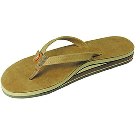Rainbow Premier Leather Double-Layer Arch Sandals (Women's) -