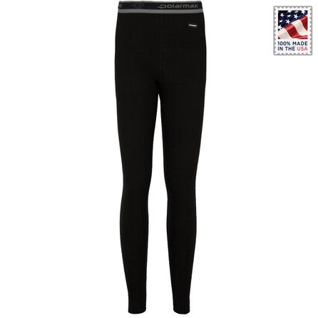 Polarmax Quattro Baselayer Bottoms (Kids') - Black