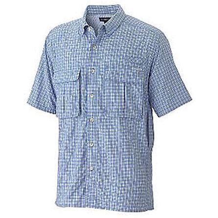 ExOfficio Air Strip Lite Short-Sleeve Shirt (Men's) -