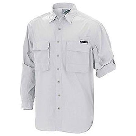 ExOfficio Insect Shield Baja Long-Sleeve Shirt (Men's) -