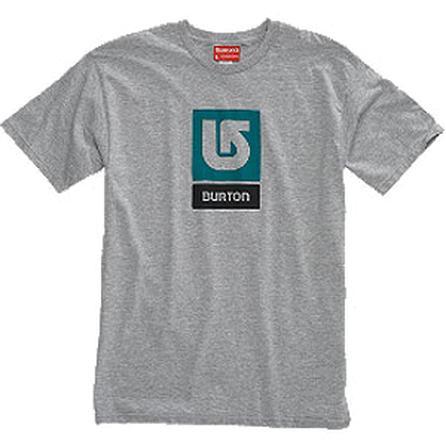 Burton Corp Logo Vertical Tee (Men's) -